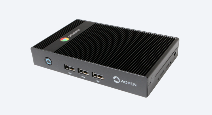 AOPEN Chromebox mini device