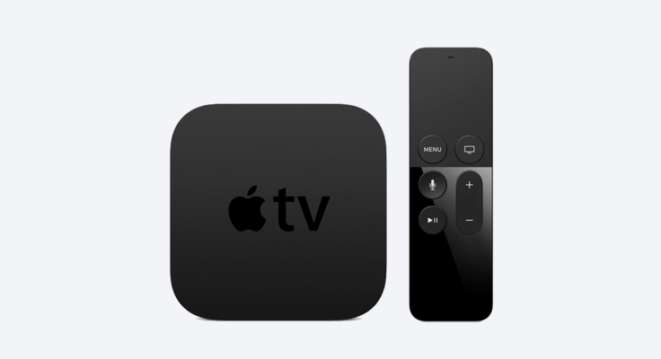 AppleTV device